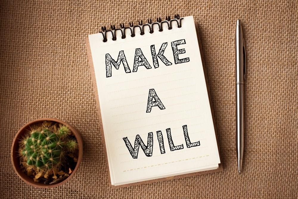 Avoid legal limbo - create a valid will