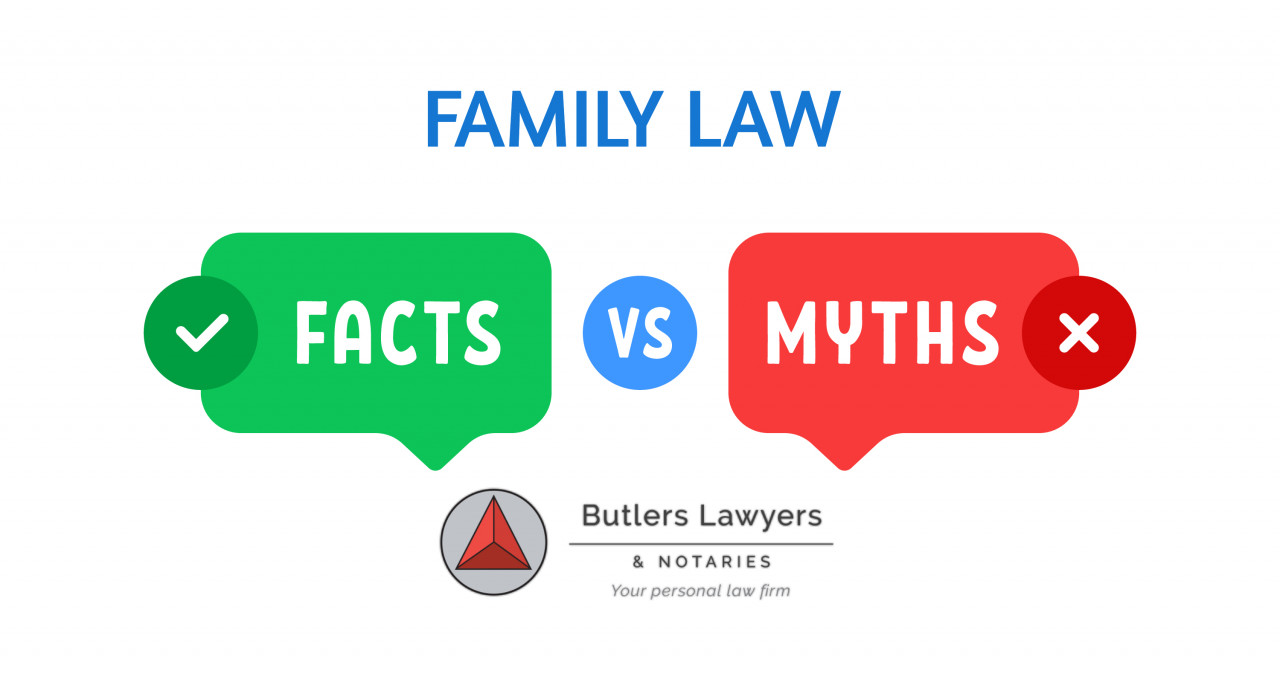 Family Law- Myth vs Fact