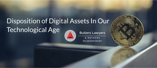 Disposition of Digital Assets In Our Technological Age